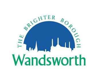 LB Wandsworth logo