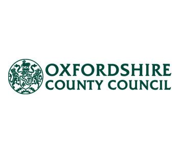 Oxford County Council logo