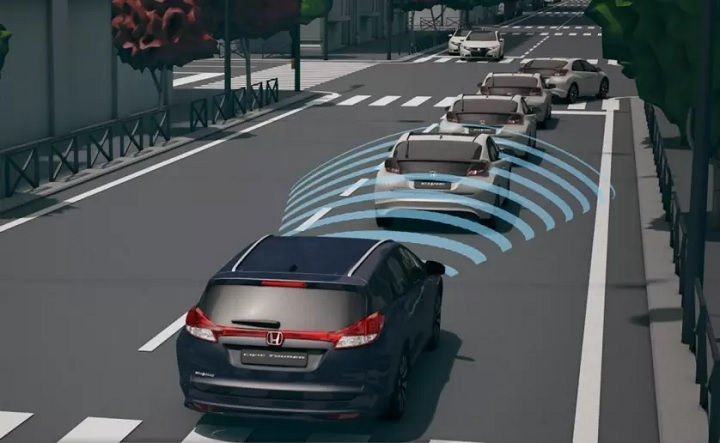 Advanced Safety Technology To Be Standard On New Cars By 2021