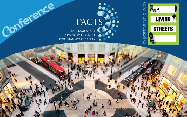 LIVE: PACTS 'Streets Safe for Walking' conference