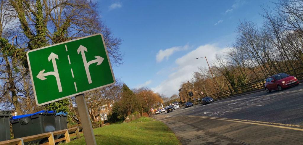 junction-sign