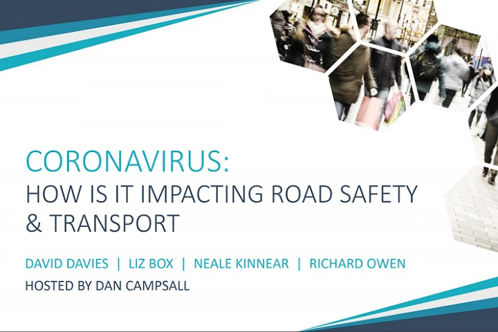 High end speeding, public transport and active travel – how has Covid-19 affected travel by road?